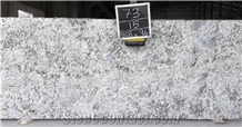 Blue Flower Granite Slabs