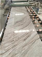 Fantasy Wave Sand Grey Marble Slab Price