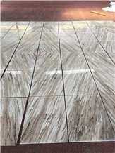 Layout Fantasy Dream Sand Vein Grey Marble Tile