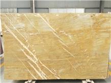 Luxury Emperor Royal Golden Marble Slabs Price