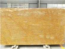 Luxury Giallo Monforte Golden Marble Slab Price