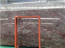 Turkey New Fior Di Pesco Marble Slab Tile Price
