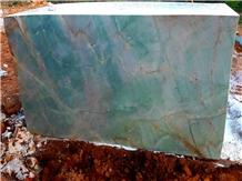 Jadore Quartzite Block, Brazil Green Quartzite