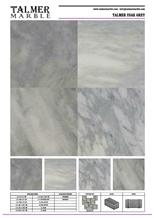 Talmer Usak Grey Marble Tiles & Slab