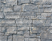Cement Stone Panel,Loose Stone Veneers Black Slate
