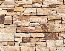 Cement Stone Panelloose Stone Veneers Yellow Slate