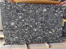 Black Marinace Granite, Breccia Granite Slabs