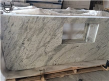 Bianco Romano Granite Countertop,Kitchen Top