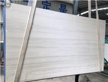 Popular Vein Marble Straight Grain White Marble