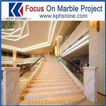 Golden Spider Marble Project in Wanda Reign Hotel