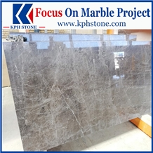 Gray Grey Galaxy Marble Slab Directly Sales