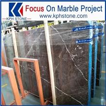 Hermes Brown Marble Slabs