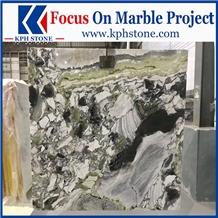 Ice Jade Marble Floor Tiles&Slabs