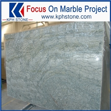 Persian Green Marble in China Stone Market