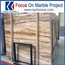 Top Grade Fangokin Golden Marble, Golden Sun Marble