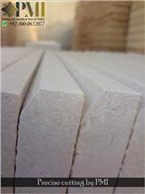 Nail White Limestone Honed Bush Hammered Stone