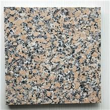 Khaki Glod Granite Flooring Application Polished