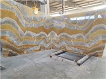 Ebruli Marble Slabs- Multicolor Marble Slabs