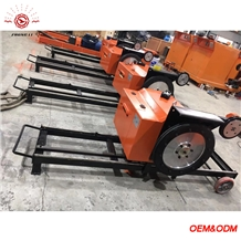 Wire Saw Machine for Cutting Stone and Concrete