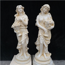 Marble Carving Statues