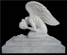 Weeping Angel Monument