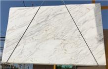 Volakas Diagonal Marble A2 Slabs