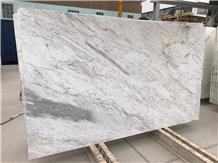 Volakas Diagonal Marble A3 Slabs