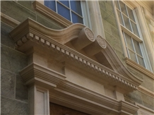 Wealden Stone Masonry-Building Ornaments