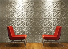 Baschioi Limestone Cnc Carved 3d Wall Panel