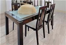 Ruschita Champagne Marble Polished Flooring