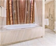 Ruschita Marble-Ruschita White Bathroom Design