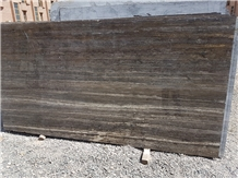 Dark Titanium Traveretine Slabs