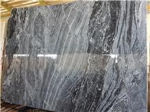 Grey Crystal Marble Slabs
