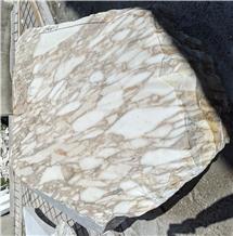 Calacatta Oro Extra Marble Block