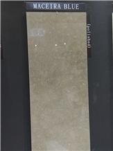 Maceira Blue Limestone Tiles, Slabs