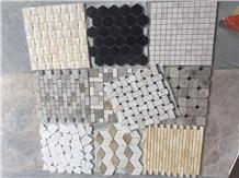 Stone Mosaic, Marble Mosaic Tiles