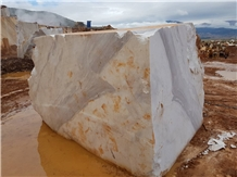 Volakas Marble Blocks Commercial