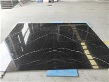 China Nero Marqino Composite with Al-Plastic Panel