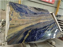 Big Blue Sodalite Slabs