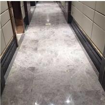 Tundra Grey Marble Tiles
