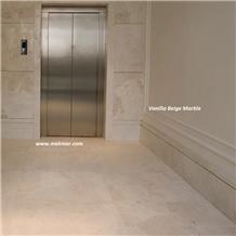 Vanilla Beige Marble Tiles