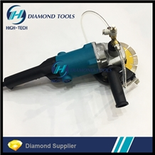 Wet and Dry Portable Cutting and Grinding Machine