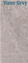 Vizon Grey Marble Slabs,Tiles