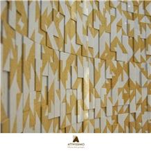 Terrazzo 3d Mosaic