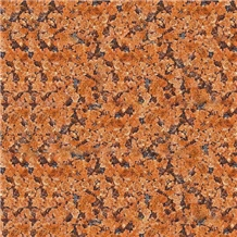 Imperial Pink Granite Slabs & Tiles