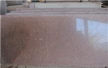 Bd Red Granite Slab