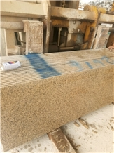 Bd Yellow Granite Slabs