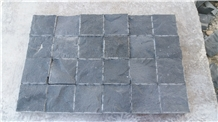 Top Natural- Basalt Cut 5 Sides Cobble Stone