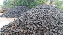 Vietnam Basalt Cubes/ Cobbles