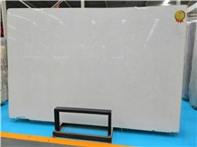 Pure White Marble Slab for Wall and Floor Tile